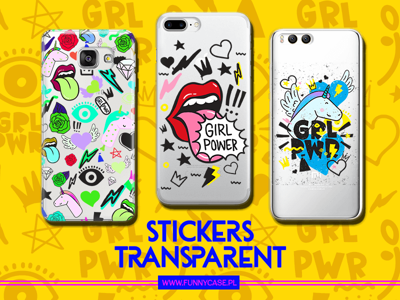 Stickers Transparent