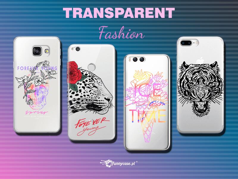 Fashion Transparent