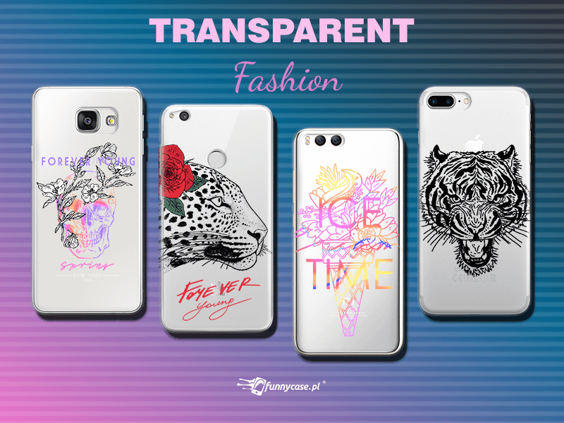 Fashion Transparent