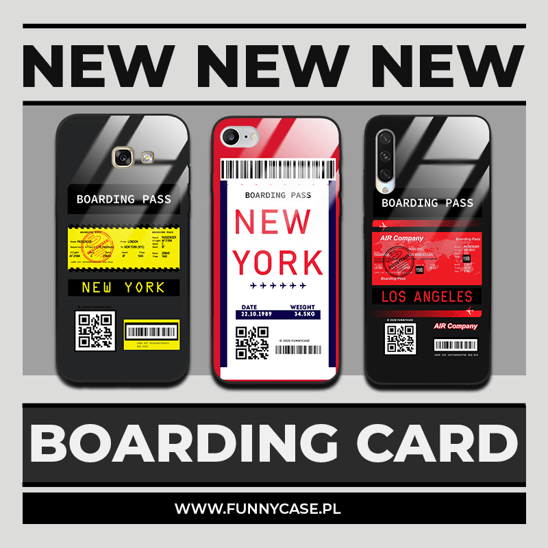 Boarding Card Collection