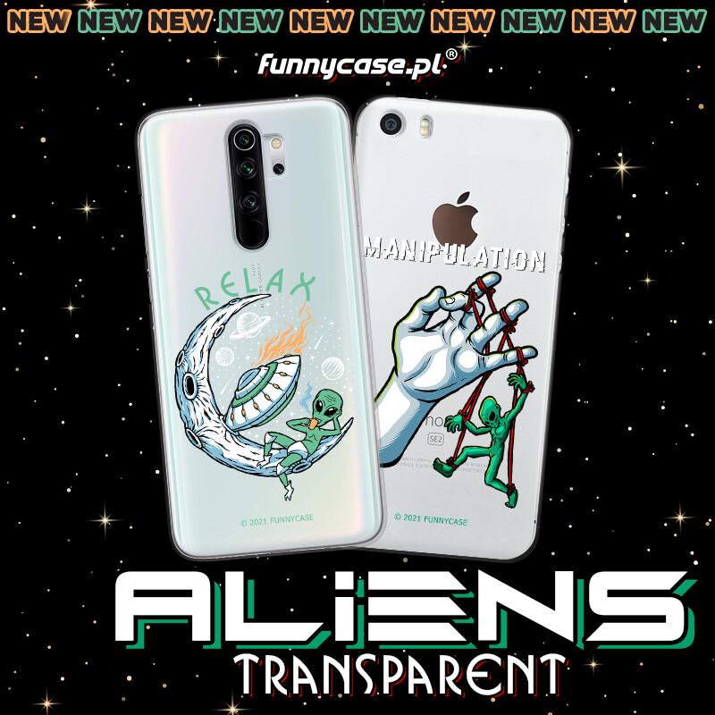 Aliens Transparent